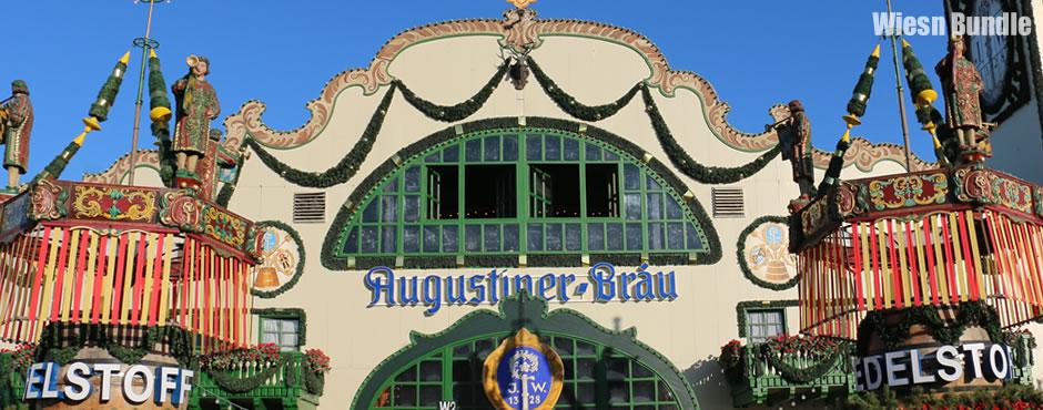 Augustiner Zelt Wiesn 2021